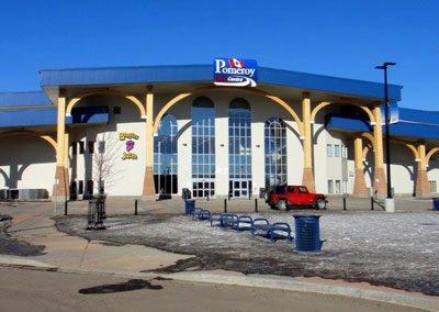 Pomeroy Centre